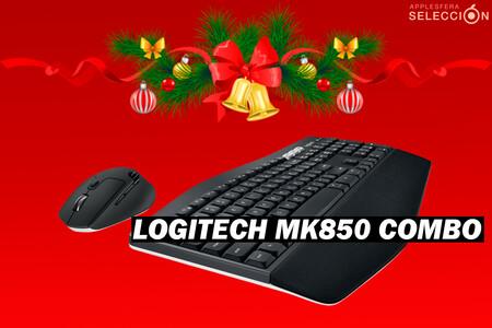 El combo Logitech MK850 con teclas para Mac y conectividad Bluetooth + 2,4 GHz está rebajado en Amazon a 56,96 euros en Amazon