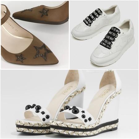 Zapatos De Estrellas