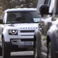 Jaguar Land Rover prestará su flota de autos empresariales para ayudar a combatir el coronavirus