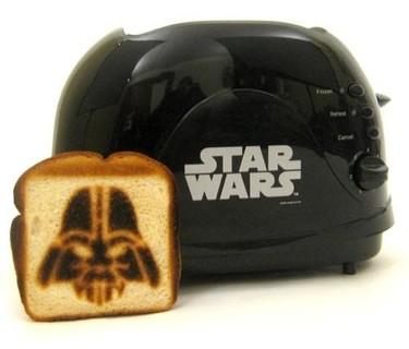 La tostadora de Star Wars