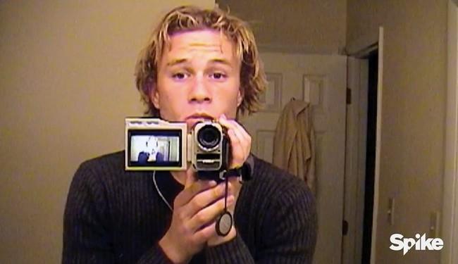 Heath Ledger Grabacion Casera