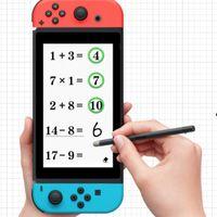 Brain Training está de vuelta, esta vez en Nintendo Switch, y se confirma también un Stylus oficial para la consola