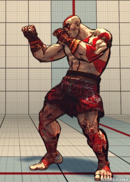 Foto de 'Street Fighter IV' mods de personajes (19/23)