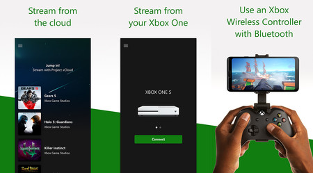 Xbox Console Streaming2