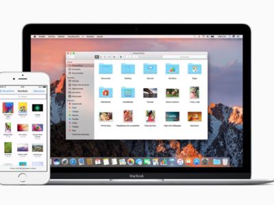 Por qué decidí usar iCloud Drive como espacio en la nube y no Dropbox
