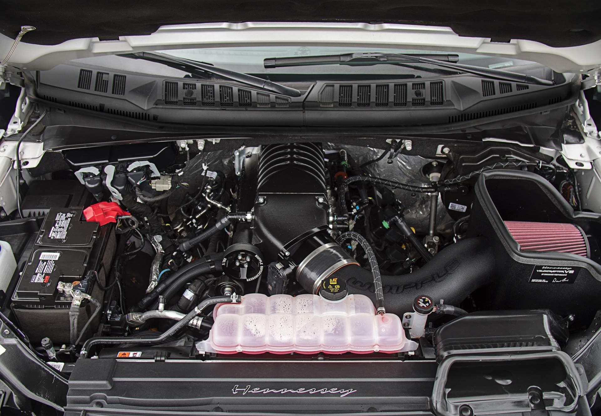 Foto de Hennessey VelociRaptor V8 2019 (15/18)