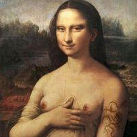 13 veces en las que la censura pezonil de Instagram dio lugar a obras de arte
