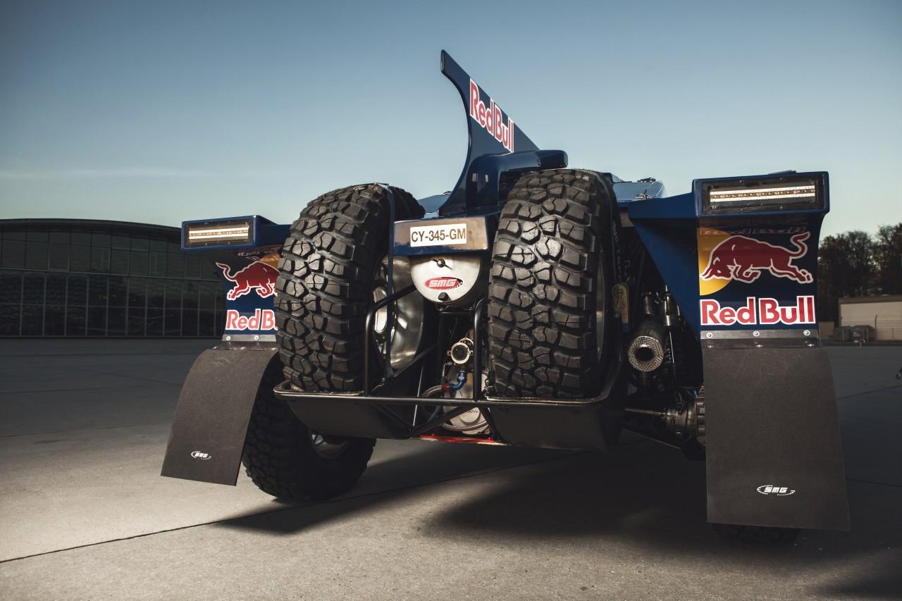 Foto de SMG Buggy - Dakar 2014 (15/24)