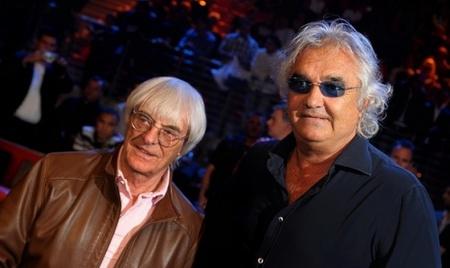 Bernie Ecclestone y una minoría votaron en contra del castigo a Flavio Briatore