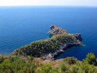 Na Foradada, espectacular paisaje en Mallorca