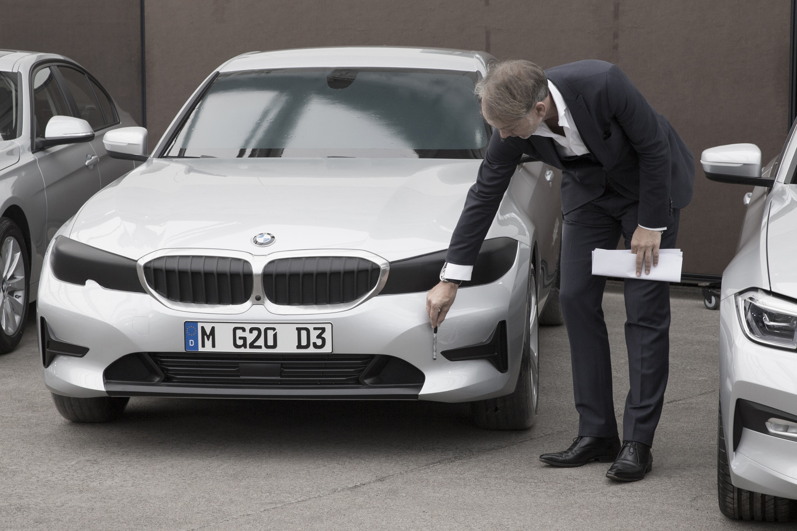 Foto de BMW Serie 3 2019 (123/131)