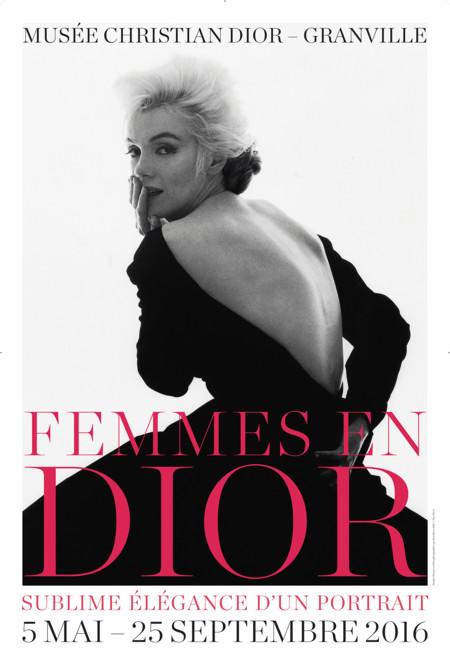 Femmes en Dior, la exposición que ya se puede ver en el museo Christian Dior de Granville