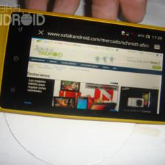 Foto 6 de 36 de la galería analisis-del-sony-xperia-go en Xataka Android