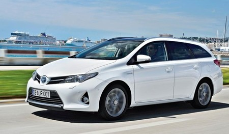 Toyota Auris Touring Sports Híbrido