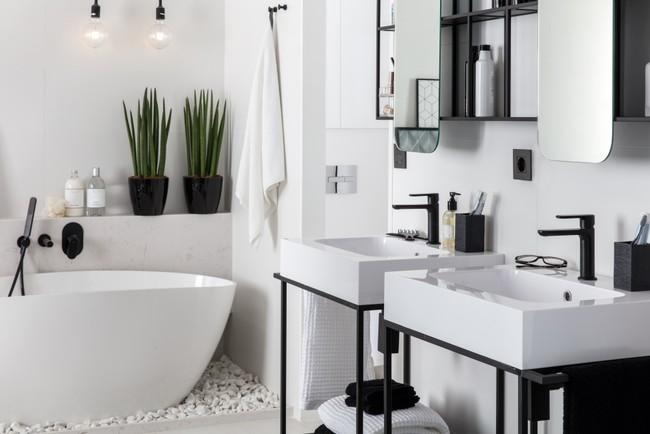Según las medidas de tu baño, Leroy Merlin y su nueva colección, te dan las claves para renovarlo
