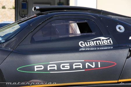 Pagani prepara una sorpresa para el Salón de Ginebra