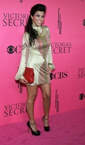 Kourtney Kashardian Victoria Secret 2008