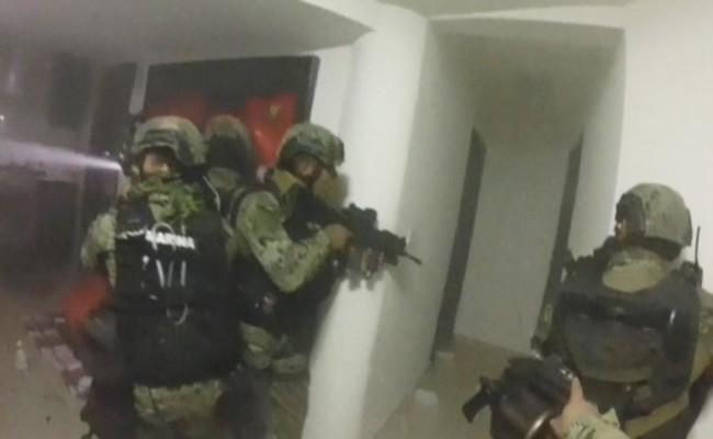 Así fue el espectacular 'Operativo Cisne Negro' para cazar a 'El Chapo'