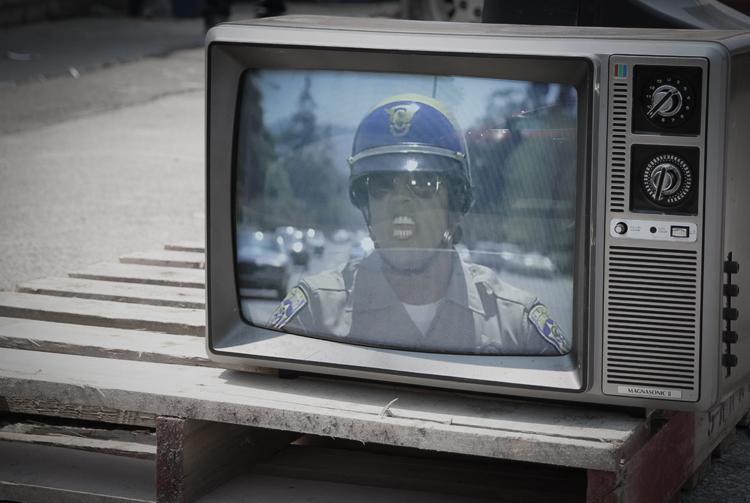 Foto de Televisiones Abandonadas, por Alex Beker (1/14)