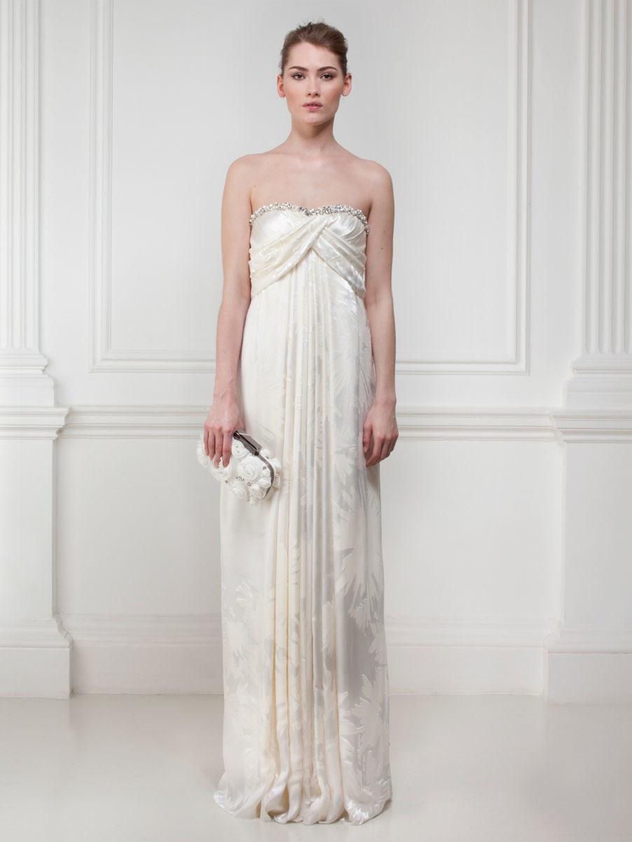 Foto de Primera 'Bridal Collection' de Matthew Williamson (I): los vestidos de novia. Bodas de lujo (9/12)