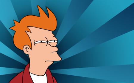 Fry Desconfiando