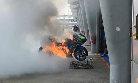 Moto De Rins