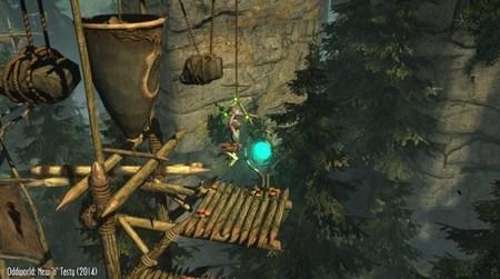 Esta quinta comparativa de Oddworld: Abe's Oddysee - New 'n' Tasty tiene mucha profundidad