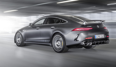 Mercedes-AMG GT 4 puertas Edition 1