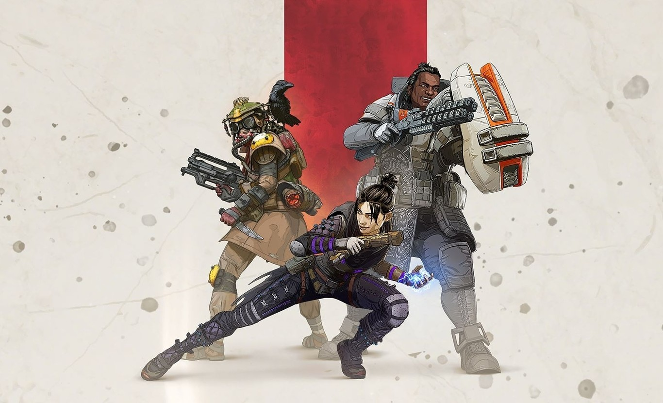 Apex Legends - cover
