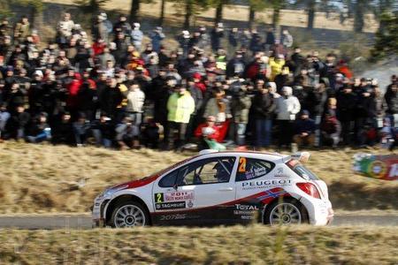Petter Solberg quiere correr el Rally de Córcega
