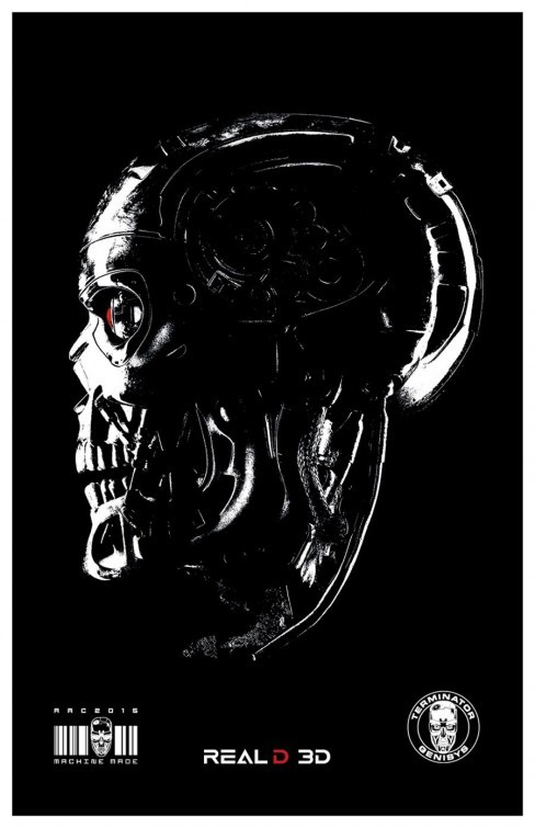 Foto de 'Terminator: Génesis', carteles (15/15)