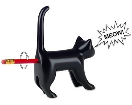 Gato Sacapuntas