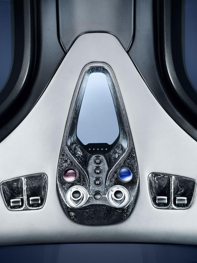 Foto de McLaren Speedtail (18/18)