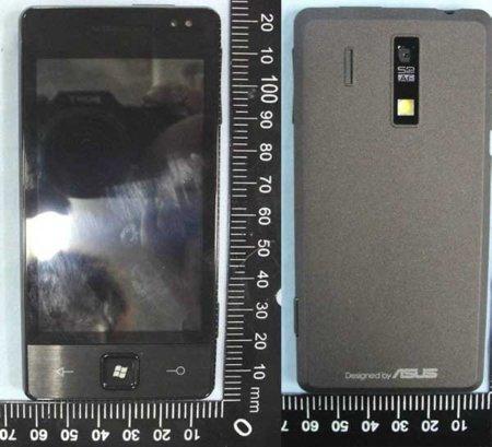 Asus E600 con Windows Phone 7 se deja ver de nuevo