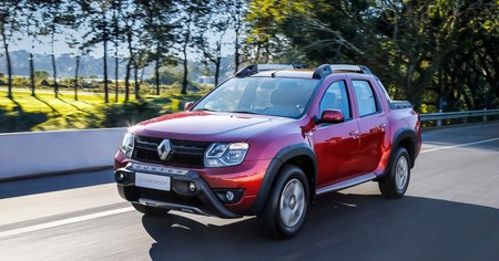 Renault Oroch Outsider