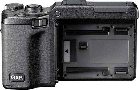Ricoh GXR adaptador Leica