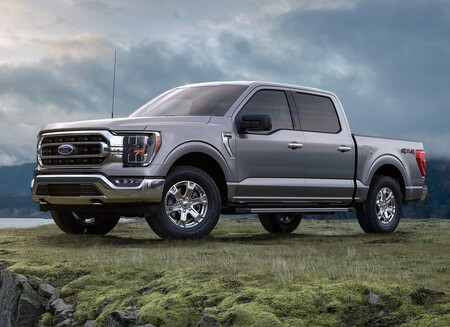 Ford F 150 Pick Up Of The Year 2021