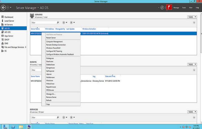 Qué me ha gustado de Windows 2012 Server: el sistema