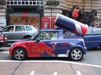 Publicidad en tu vehículo