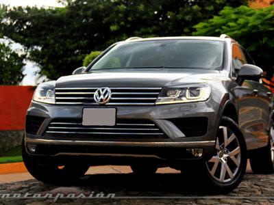 Volkswagen Touareg TDI, probamos uno de los pocos SUV con motor diésel en México (Parte 1)