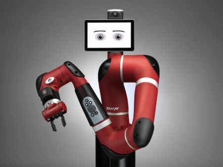 El robot Sawyer está más preparado que nunca para sustituir a personas en tareas delicadas