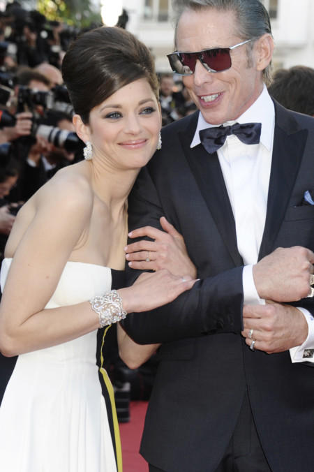 Mark Mahoney Marion Cotillard