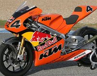 KTM vuelve al campeonato del mundo de velocidad en la categoría de Moto3