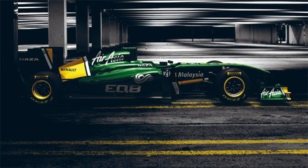 Desvelado el Team Lotus T128