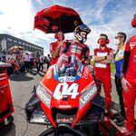 Andrea Dovizioso se tomará un año sabático y no será piloto probador de ninguna marca de MotoGP en 2021