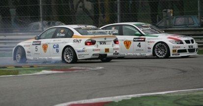 Andy Priaulx pole en Monza
