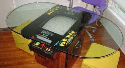 Mesa estilo PacMan