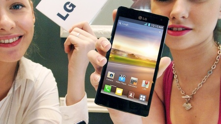 LG Optimus 4X HD es oficialmente presentado