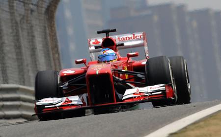 Fernando Alonso y Ferrari. Este año sí