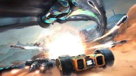 Las salvajes carreras de GRIP: Combat Racing comenzarán en noviembre. Aquí tienes su nuevo tráiler